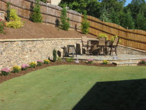 Retaining Wall in Atlanta