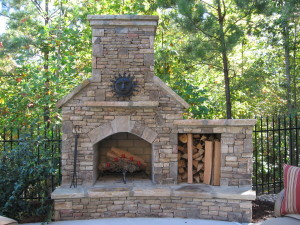 Canton Fireplace