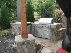 Atlanta Outdoor Kitchen